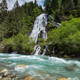 Staniskabach waterfall near Glossglockner in Austria Alps - PhotoDune Item for Sale