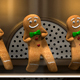 Gingerbread Men Dancers In The Oven - VideoHive Item for Sale