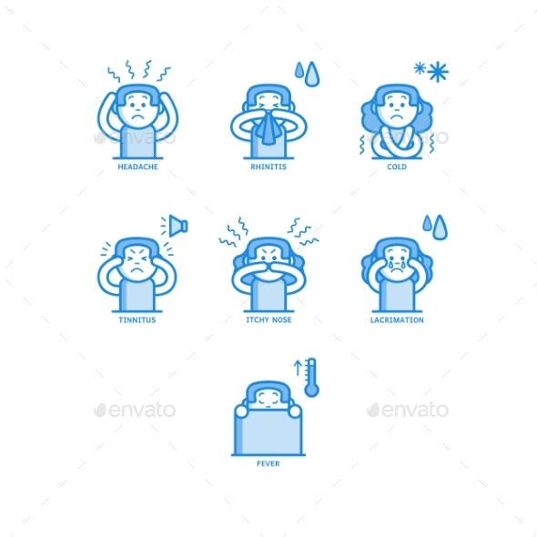 Various Symptoms - People Characters