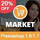 Market - Responsive Multipurpose PrestaShop 1.6 and 1.7 Theme - ThemeForest Item for Sale