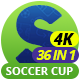 Football Soccer Broadcast Pack - VideoHive Item for Sale