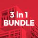 3in1 Bundle Powerpoint Template