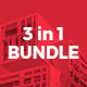 3in1 Bundle Keynote Template