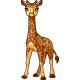Giraffe Baby - GraphicRiver Item for Sale
