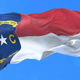 Flag of American State of North Carolina - VideoHive Item for Sale