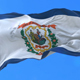 Flag of North American State of West Virginia - VideoHive Item for Sale