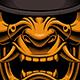 Samurai Warrior - GraphicRiver Item for Sale