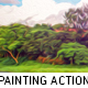 Painting Action - GraphicRiver Item for Sale