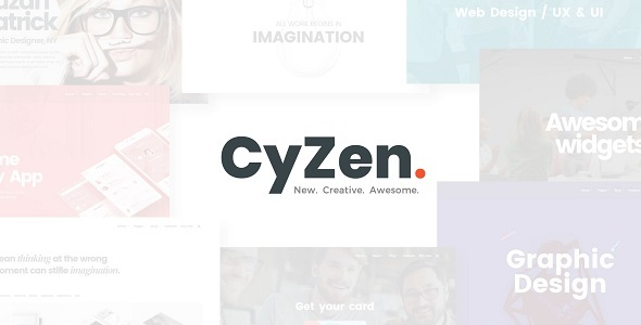 Image of CyZen - Ultimate Responsive Multi-Purpose Theme