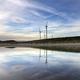 Windmills on the Maasvlakte beach - PhotoDune Item for Sale