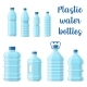 Bottle for Water or Plastic Container for Aqua - GraphicRiver Item for Sale