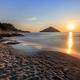 Paradise beach at sunrise. Greece - PhotoDune Item for Sale