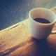 Retro Style Black Coffee - PhotoDune Item for Sale
