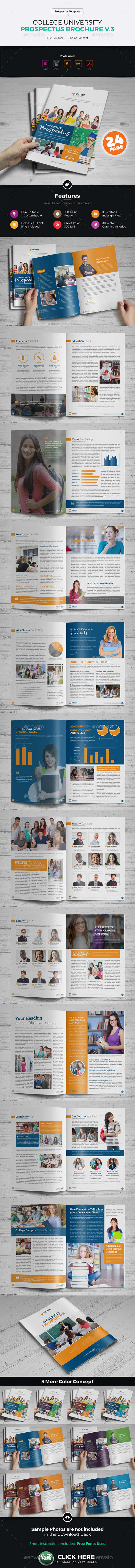 College University Prospectus Brochure v3 - Corporate Brochures