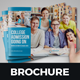 Education Prospectus Brochure Design v2 - GraphicRiver Item for Sale