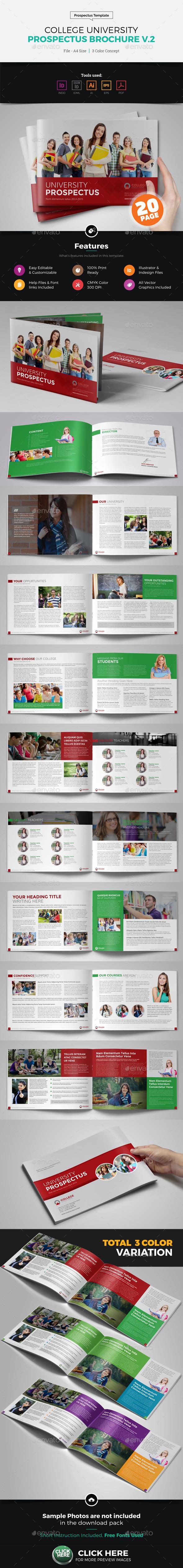 College University Prospectus Brochure v2 - Corporate Brochures