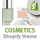 Cosmetics Store - Shopify Theme