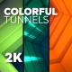 Coloful Tunnels - VideoHive Item for Sale