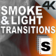 Smoke And Light Transitions - VideoHive Item for Sale