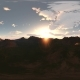 Aerial VR 360 Panorama of Green Hills - VideoHive Item for Sale