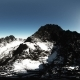 Aerial VR 360 Panorama of Mountains - VideoHive Item for Sale