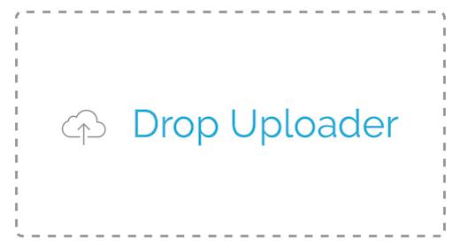 Drop Uploader