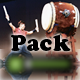 Epic Drums Logo Pack