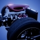 Car Chassis with Engine - VideoHive Item for Sale
