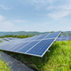 solar panels on hillside - PhotoDune Item for Sale