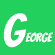 George-Portfolio HTML Template - ThemeForest Item for Sale