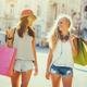 Happy women in city - PhotoDune Item for Sale