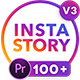 Instagram Stories |  For Premiere Pro - VideoHive Item for Sale