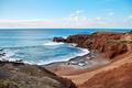 Beautiful landscape of Lanzarote Island - PhotoDune Item for Sale
