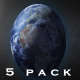Earth Zoom Pack - VideoHive Item for Sale