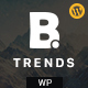 Btrend - Ecommerce Multipurpose WordPress - ThemeForest Item for Sale
