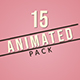 15 Animated Pack - VideoHive Item for Sale