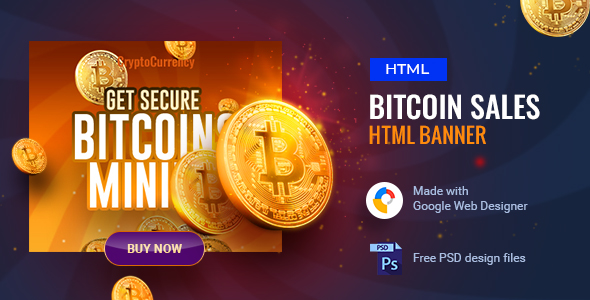 Cryptocurrency Ad Banner 01            Nulled