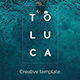 Toluca Premium Design Google Slide Template - GraphicRiver Item for Sale