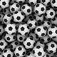 Pile Of Soccer Balls