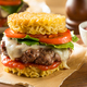 Homemade Ramen Cheese Burger - PhotoDune Item for Sale