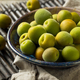 Raw Green Organic Ume Fruit - PhotoDune Item for Sale