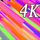 Rainbow Strip 4K 04 - VideoHive Item for Sale