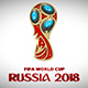 FIFA WORLD CUP RUSSIA 2018 Logo - 3DOcean Item for Sale
