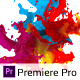 Liquid Paint Splash Logo - Premiere Pro - VideoHive Item for Sale