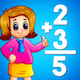 Kids Maths Operation - Kids Education Game - Android studio