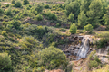Waterfall in the historic Jouberts Pass at Lady Grey - PhotoDune Item for Sale