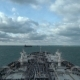 Tanker Ship at Anchor in the Sea. - VideoHive Item for Sale