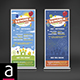 Summer Roll Up Banners