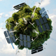 Green Energy Planet - GraphicRiver Item for Sale