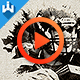 Animated Ink Reveal Photoshop Action - GraphicRiver Item for Sale